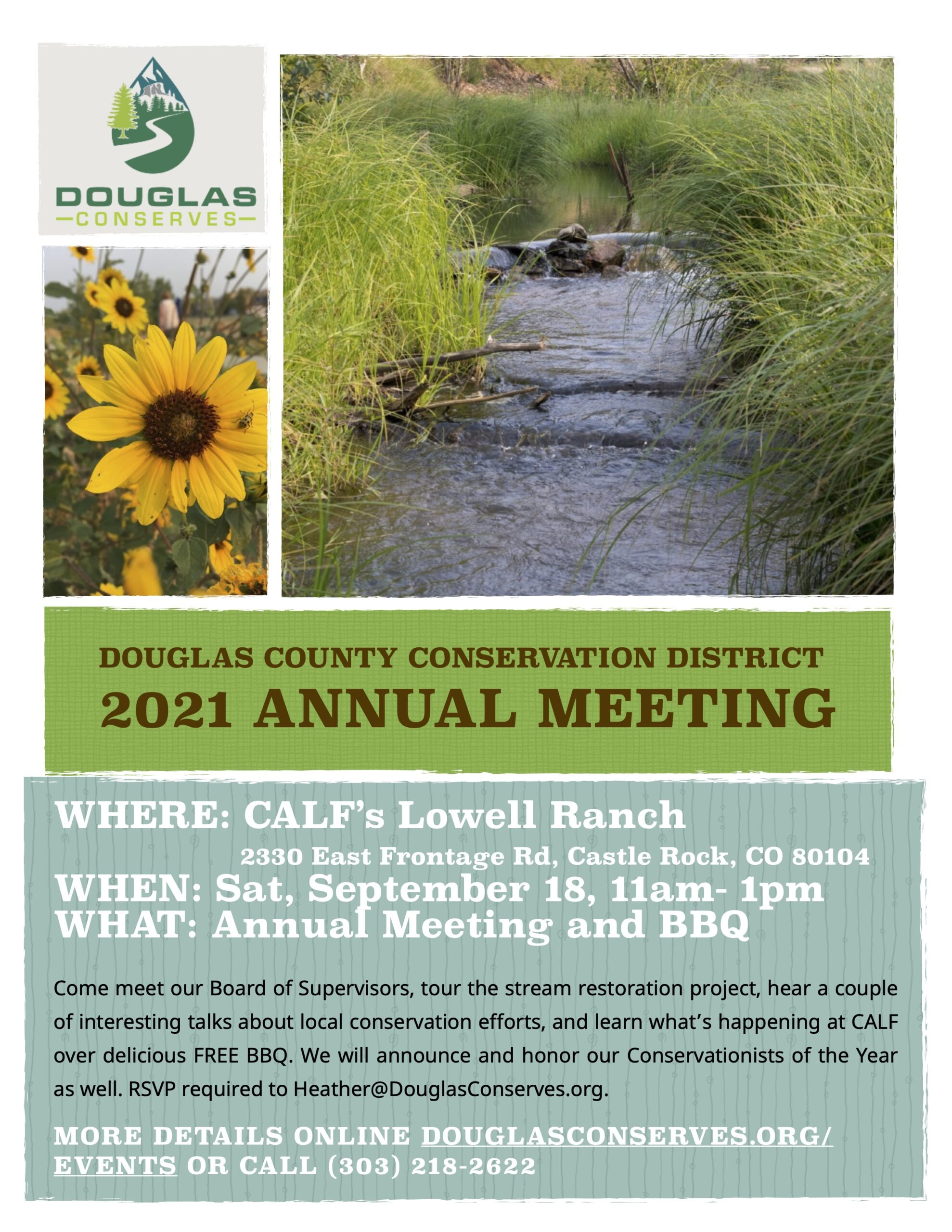 2021 Annual Meeting and BBQ